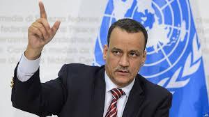 """جولة جديدة """" للمبعوث الأممي """" ولد الشيخ """"  خلال الأيام القادمة هدفها """" الحديدة"""""""