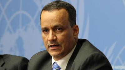 """ولد الشيخ يخوض """"الاختبار الأخير"""" لإنقاذ مفاوضات السلام اليمنية"""