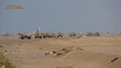 قوات الشرعية تتهيأ لمعركة فاصلة لتحرير الحديدة ومينائها