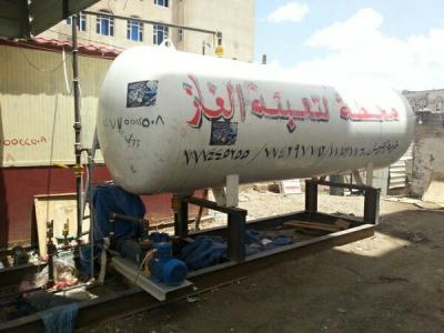 محطات الغاز العشوائية... قنابل موقوتة تحصد أرواح اليمنيين .. ومكاسب خيالية