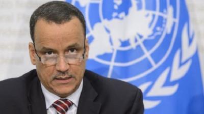 ولد الشيخ في الأردن في محاولة لإحياء المفاوضات اليمنية المتعثرة