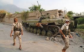 الجيش يتقدم في تعز ويسيطر على مواقع جديدة