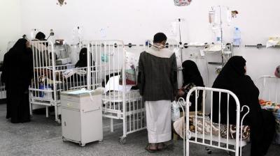 الصحة العالمية تكشف عن ارتفاع وفيات ومصابي الكوليرا باليمن