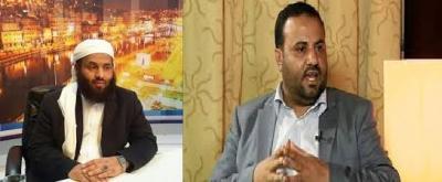 """قيادي سلفي يعلّق على زيارة القيادي الحوثي """" صالح الصماد """" لمركز دماج بصعدة"""