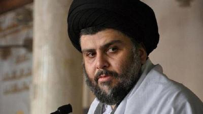 """الزعيم الشيعي """" الصدر """"  يتوجه إلى الإمارات !"""