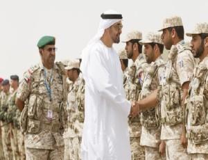 أول تأكيد إماراتي على إصابة نجل شقيق ولي عهد أبو ظبي في اليمن قبل أيام
