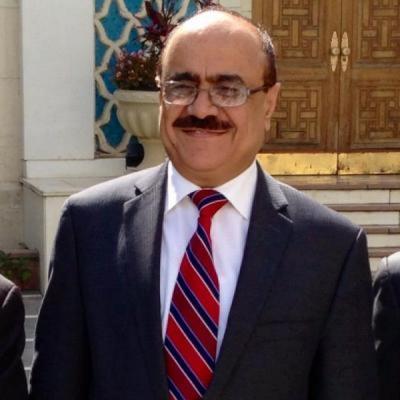 أعضاء البرلمان يقترحون  النائب العمراني رئيسا للمجلس في عدن