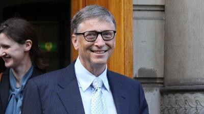 بيل غيتس يتعهد بالتبرع بأكبر مبلغ في القرن الحادي والعشرين