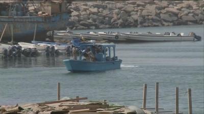 تفجير قارب حوثي قبل وصوله إلى سفينه إماراتية
