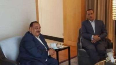 السياسي اليمني سالم صالح محمد يظهر من جديد عقب غياب طويل