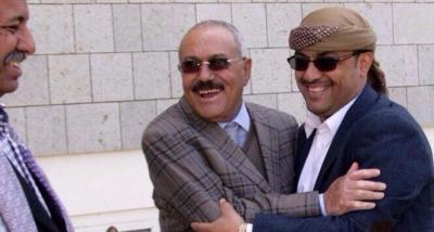 """أول رد من القيادي المؤتمري ياسر العواضي بعد تهديدات اللجان الشعبية للرئيس السابق """" صالح """""""