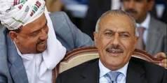 للمرة الثانية خلال أسبوع .. الرئيس السابق صالح يدافع عن سلطان البركاني وينتقد كل من يهاجمه