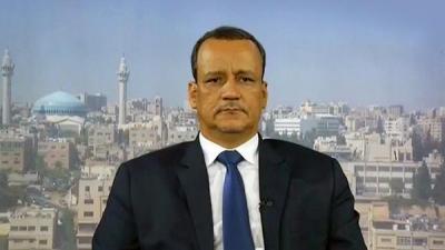 ولد الشيخ يتحدث عن لقاء قريب بين الأمم المتحدة وممثلين عن الحوثيين وحزب صالح