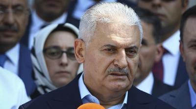 رئيس الوزراء التركي يرفض تصريحات لوزير خارجية ألمانيا بشأن تركيا