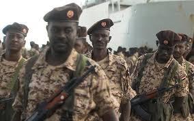 قوات سودانية جديدة تصل عدن