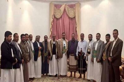 إتفاق جديد بين الحوثيين وحزب المؤتمر بحضور قيادات الطرفين