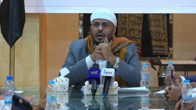 وزير الأوقاف يعلن انتهاء البعثة اليمنية من أداء مناسك الحج