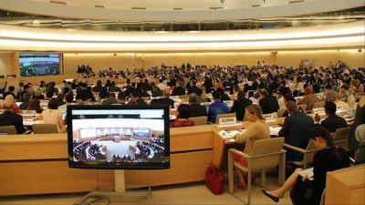 وفد يمني يصل جنيف للمشاركة في الدورة الـ36 لمجلس حقوق الإنسان