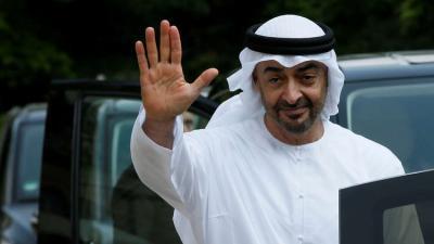رئيس دولة الإمارات يصدر قرار بشأن محمد بن زايد
