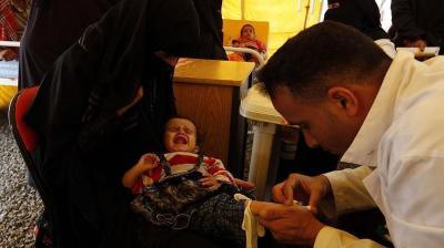 الصحة العالمية تحذّر : 20% من مديريات اليمن تفتقر إلى الأطباء