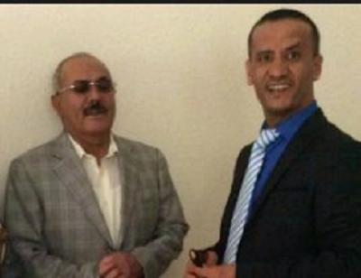 """الإعلامي المقرب من """" صالح """" نبيل الصوفي يدعوا للسعودية والإمارات !"""