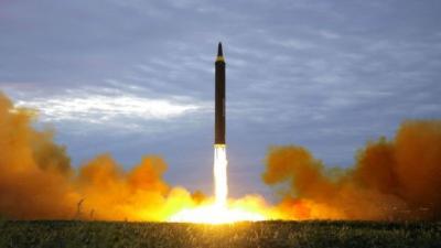 كوريا الشمالية تطلق ثاني صاروخ باليستي فوق اليابان