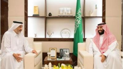 من هو القطري عبد الله بن علي آل ثاني محط أضواء الإعلام السعودي