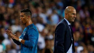 زيدان يكشف عن مستقبله مع ريال مدريد