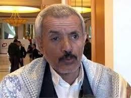 """القيادي المؤتمري """" حسين حازب """" يناشد الحوثيين """" والدي ذهب شهيداً لأجل ثورة 26 سبتمبر """" !"""
