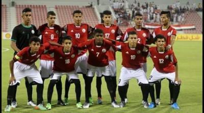 المنتخب اليمني للناشئين يفوز على بنغلادش ويتأهل الى نهائي أسيا