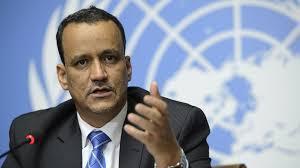 ولد الشيخ  : الحل العسكري في اليمن أمر غير ممكن ونركز على 4 نقاط