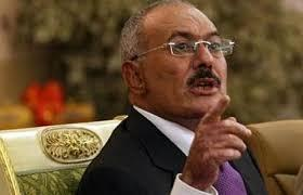 """إيران تتدخل وتنقذ الرئيس السابق """" صالح """" !"""