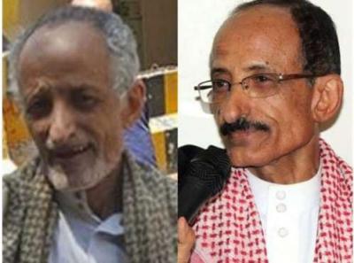 شاهد بالصور .. الصحفي الجبيحي قبل وبعد الإفراج عنه من قبل الحوثيين