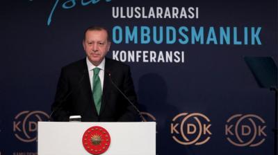 أردوغان يلوح بإغلاق صنبور نفط الإقليم الكردي شمالي العراق