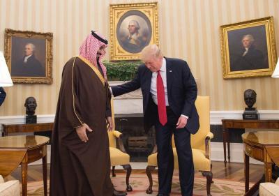 """أول تعليق للرئيس الأمريكي """" ترامب """" على قرار السماح للمرأة السعودية بقيادة السيارات"""