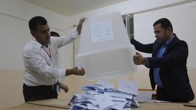 إستفتاء انفصال شمال العراق.. تنديد دولي واسع وتعليق الرحلات أولى العقوبات