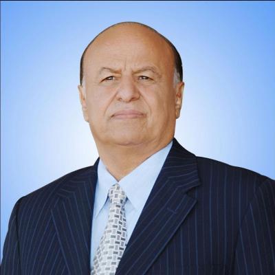 الرئيس هادي يكشف سبب رفض الحوثيين لمقترح تسليم ميناء الحديدة ويقول بأن الحكومة نجحت في تفعيل حسابات الحكومة في الخارج