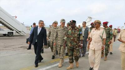 تركيا تفتتح أكبر قاعدة عسكرية خارج حدودها في إحدى الدول العربية غير قطر