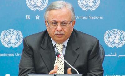 السفير السعودي لدى الأمم المتحدة يكشف عن مخاطر وقف العمليات العسكرية في اليمن من دون شروط .. ويحدد تلك الشروط