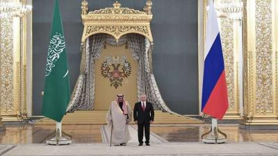 هذه أبرز الاتفاقيات الموقعة بين موسكو والرياض خلال زيارة الملك سلمان