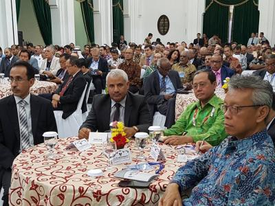بدء المؤتمر الاقتصادي لرجال الاعمال العرب والاندونيسيين بمشاركة يمنية