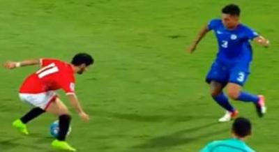 المنتخب اليمني لكرة القدم يتعادل مع الفلبين في التصفيات المؤهلة لكأس اسيا 2019