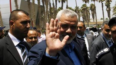 هنية : فتح وحماس توصلتا لاتفاق برعاية مصرية