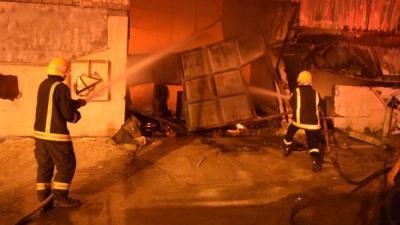 إخماد حريق مروع بالرياض والنار تلتهم 10 أشخاص