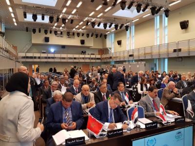 اليمن تشارك في الاجتماع التنسيقي للوفود البرلمانية بروسيا