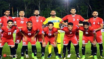 """المنتخب اليمني لكرة القدم يقفز في أفضل تصنيف لـ """" الفيفا """" منذ 7 سنوات متقدماً على منتخبات عربية"""