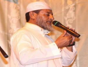 بالصور .. إغتيال رجل دين بارز في عدن
