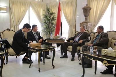 الحكومة الصينية تعفي اليمن من الديون البالغة اكثر من 700 مليون يوان