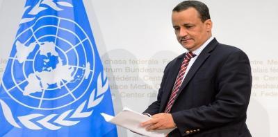 المخلافي يتحدث عن أفكار جديدة للسلام سيقدمها ولد الشيخ عند لقاءه الرئيس هادي السبت القادم