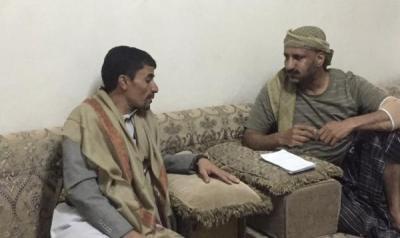 قيادي وإعلامي حوثي يكشف معلومات خطيرة حول إعتقال رئيس فرع المؤتمر بهمدان وعلاقته بالعميد طارق محمد عبدالله صالح